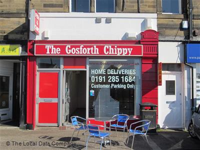 gosforth chippy