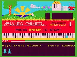 manic miner